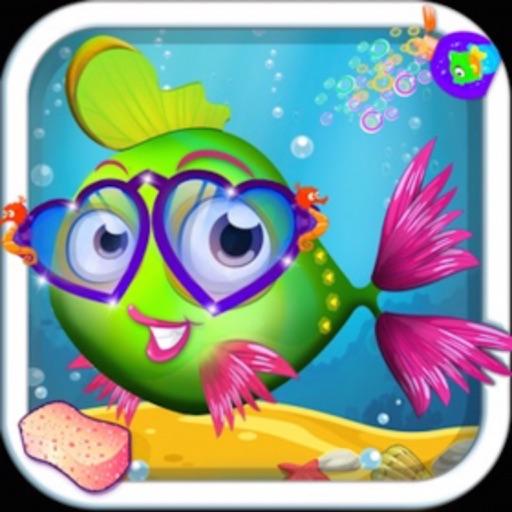吞食鱼-大鱼爱吃小鱼,最受欢迎的华人扑鱼,一起来捕鱼吧!