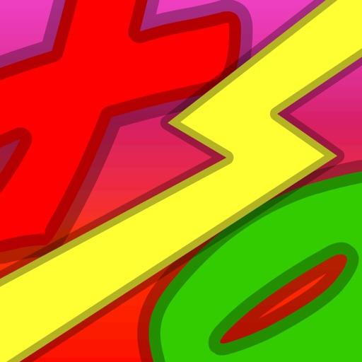 Tic Tac Toe with Kvadratikses iOS App