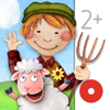 Mein Bauernhof - Tiere, Traktoren und Abenteuer in unserer Wimmelapp.