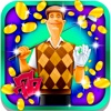 Lucky Trophy Slots: Play the special Golfer Bingo and enjoy super bonus rounds