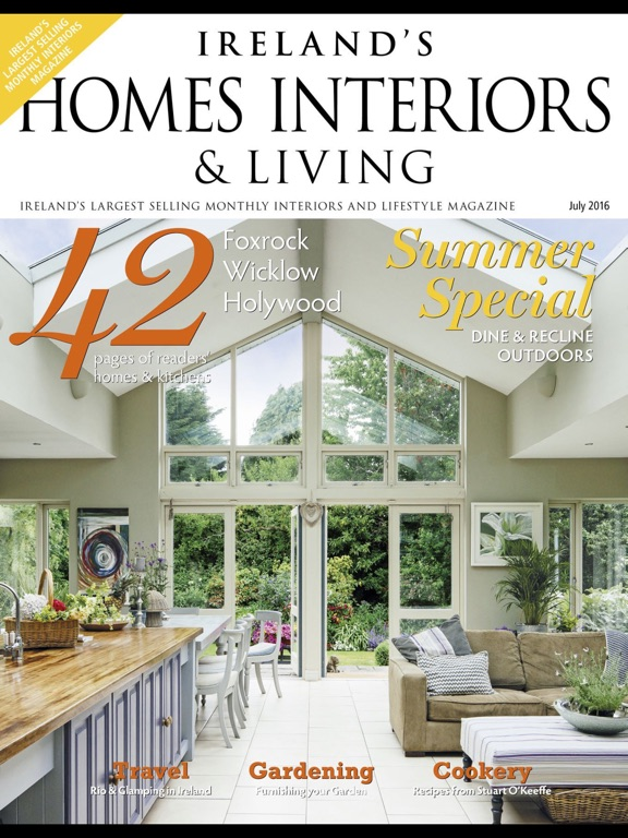 home interiors ireland. iPad Screenshot 1 Ireland s Homes Interiors  Living Magazine on the App Store