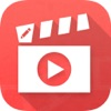 video editor & movie maker - Trim and cut clips & photo snap with slow & fast motion