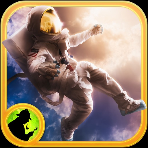 Lost in Space - Choose your own Adventure Hidden Object iOS App