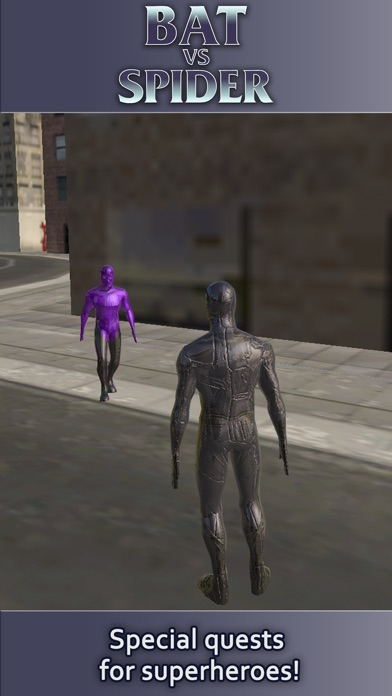 Bat vs Spider Pro Screenshot