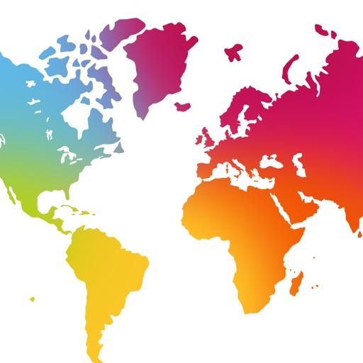 Free World Geography App: GeoKids World - Game for Kids iOS App