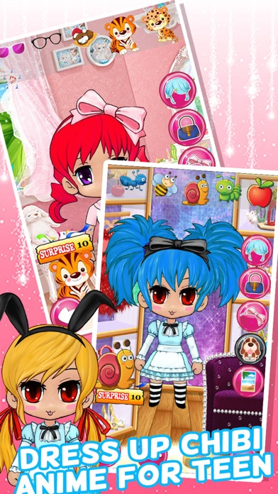 Anime (Page 1) - Dress Up Games
