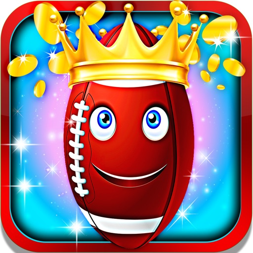 Team's Slot Machine: If you played football in college, this will be your favourite game iOS App
