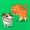 Cat Sounds Free Simulator - Dog Barking Translator & Tail Talk Meow Voice Effects