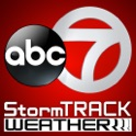 ABC-7 StormTRACK Weather Mobile App icon