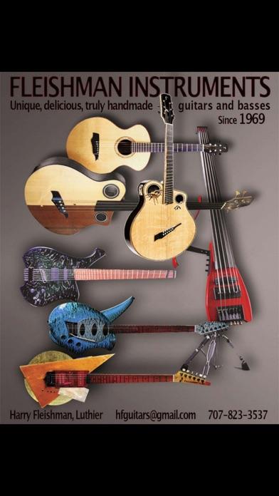 Guitar Connoisseur Magazine review screenshots