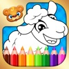 Игры 123 Kids Fun COLORING BOOK - Best Educational Draw and Color Games for Toddlers and Preschoolers для iPhone / iPad