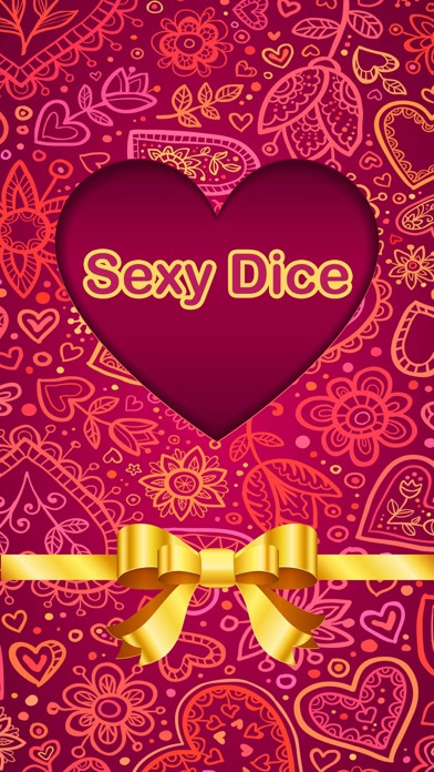 Sexy Dice - A funny game for couple and lovers Screenshot