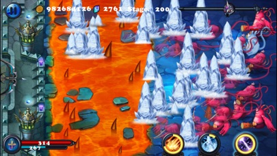 Screenshot #9 for Defender II