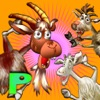 Three Billy Goats Gruff -The Library of Classic Bedtime Stories for Kids by PonyApps