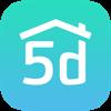 Bathroom Design 5D - bathroom plans, interior design and decor in 2D & 3D