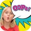 米姆卡通贴纸文字照片编辑器潮in玩图软件 - 搞笑趣味漫画效果p图相机美图神器