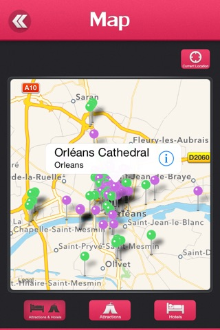 Orleans City Travel Guide screenshot 3