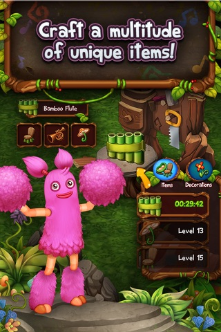My Singing Monsters:DawnOfFire screenshot 4