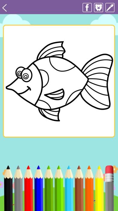 كتاب التلوين: برنامج رسم و تلوين للكبار و الصغارلقطة شاشة5