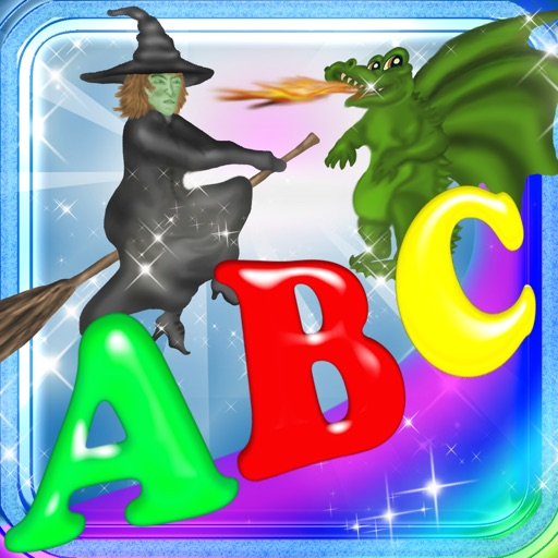 Alphabet Jumping Letters Game iOS App
