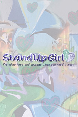 Stand Up Girl Community screenshot 1