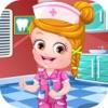 Милый ребенок стоматолог Pack — Принцесса медсестра платье, детские врачи
