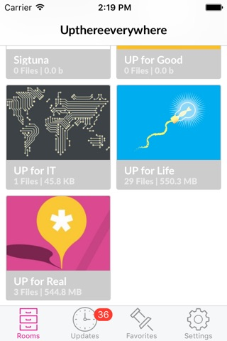 UP Pocket Agency screenshot 2