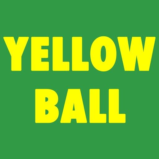 Yellow Ball Game iOS App
