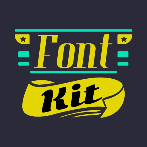 Fontkit - Typography Generator, Cool Fonts and Creative