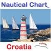 Marine: Croatia HD - GPS Map Navigator