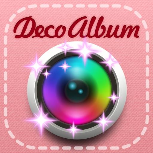 照片装饰:DecoAlbum【卡哇伊大头照】