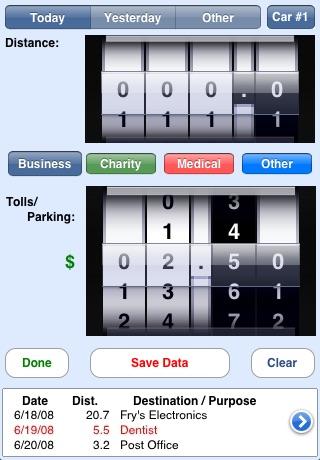 TripLog/1040 screenshot 2
