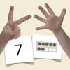 Fingerzahlen - Fingermengen