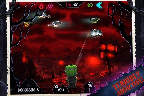Shoot The Zombirds screenshot 3