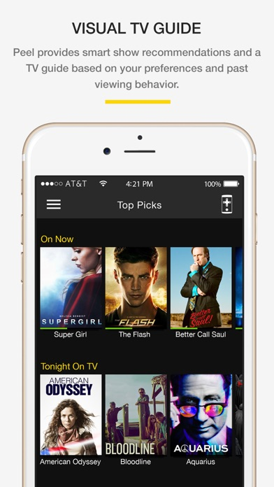 download Peel Smart Remote: TV guide & Universal Remote apps 2