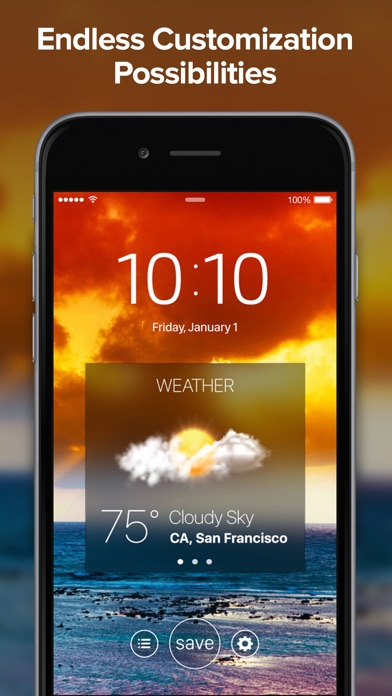 Live Wallpapers by Themify: Dynamic Animated Theme-4