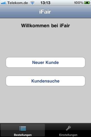 iFair24 screenshot 1