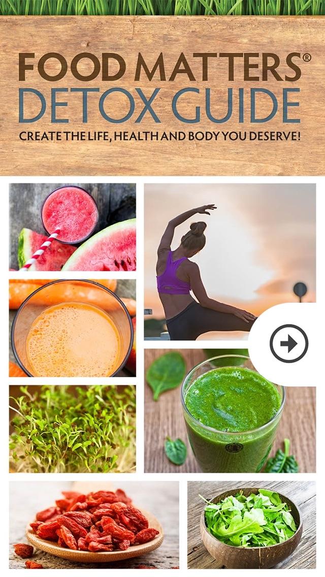 Download Food Matters 3 Day Detox App