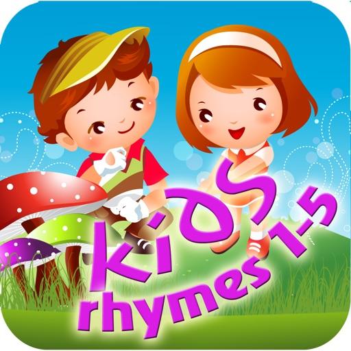 Kids Rhymes 1-5 iOS App