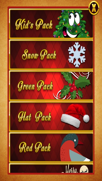 Christmas Sticker Photo Booth - Easy to use Sticker Adjuster Camera! Yr  artsy image editor to share with friends on social networking FREE by Top
