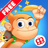 Monkey Maths - Jetpack Adventure Free