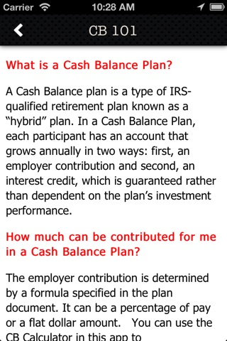 CashBalancePRO screenshot 3