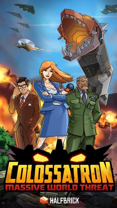 Screenshot #6 for Colossatron: Massive World Threat