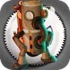 Steampunk Robot - Quest to escape the puzzle