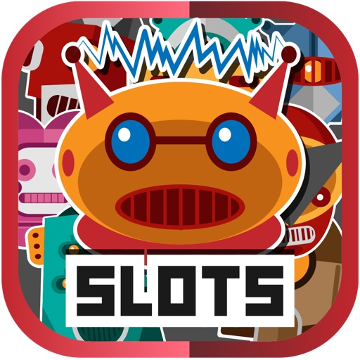 AAA Abs Robot Slots - Spin Robotic to win prize of cyborg machine iOS App
