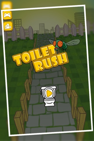 Toilet Rush screenshot 1