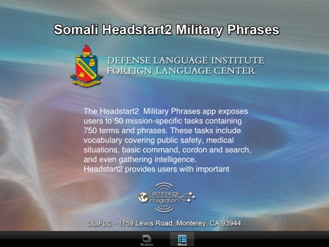 Headstart2 Somali Military Phrases screenshot 1
