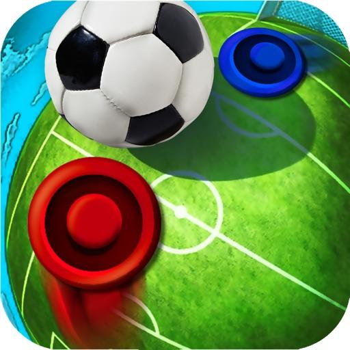 Soccer Airhockey iOS App