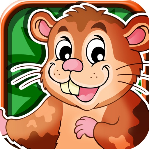 Cute Hamster Pet Escape - Crazy Catapult Game for Kids iOS App