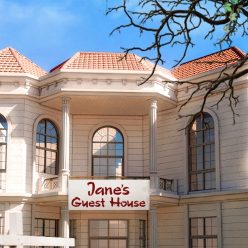 Janes Guest House iOS App